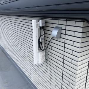 三島市の新築アンテナ工事