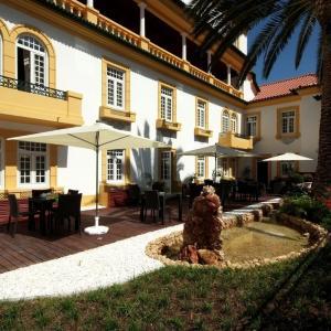 【ホテル滞在記】ポルトガル・アヴェイロ、ベネザホテル