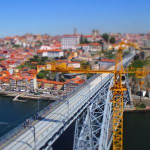 【ポルトのドン・ルイス橋からの眺めは想像以上】ポルトガル旅行記っぽいものを載せてみる