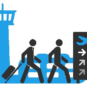 【エミレーツの緩さが露呈】ドバイの手荷物検査のファーストレーンに横入してきた外国人