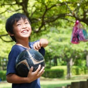 幼稚園からサッカーをはじめるのは早い?年少からサッカーを始めた我が家の話
