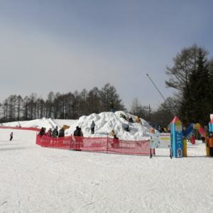 軽井沢スノーパークは子供のスキー場デビューにおすすめ!