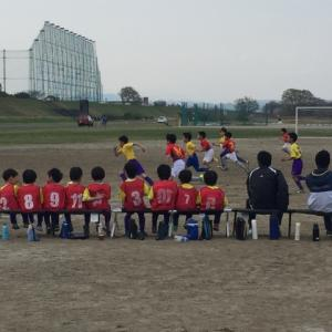 【少年サッカー】試合になると途端に走らなくなってしまった小1長男の話
