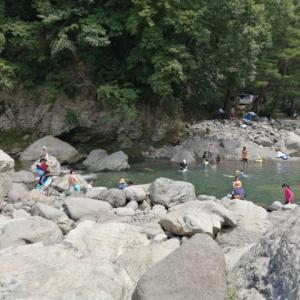 【予約不要】緑の休暇村青根キャンプ場は家族キャンプや川遊びに最適!