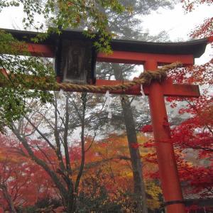 鍬山神社(朱印巡礼40)
