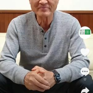 TikTok「東京都公式 東京動画」中畑清さん