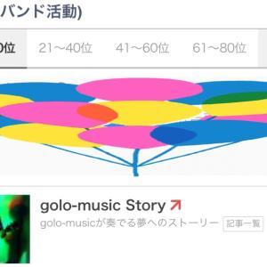 golo-music Story  VOL.313「ありがとうございます」
