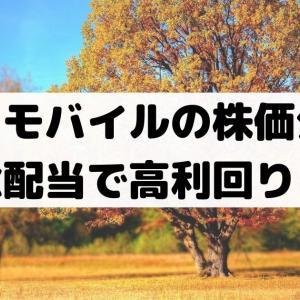 アイモバイル(i-mobile)の株価分析!初配・記念配当で高利回り【6535】