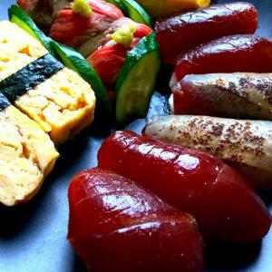 【寿司】食べたくなったら握っちゃおっ!