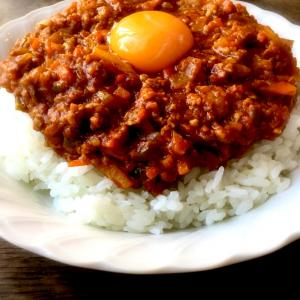 〜旨味凝縮!たっぷりトマトのキーマカレー〜レシピ*
