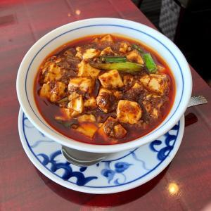 「陳麻婆豆腐」で、四川のタンタン麺と麻婆豆腐を♪