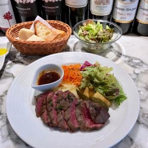 横浜 お得なランチセット 「Le Bar a Vin 52 (ル バーラ ヴァン サンカンドゥ)」 でランチ