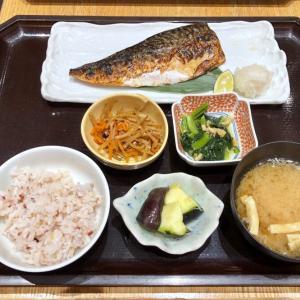 横浜でランチ 「大かまど飯 寅福」で、汐さば炙り焼き定食を♪