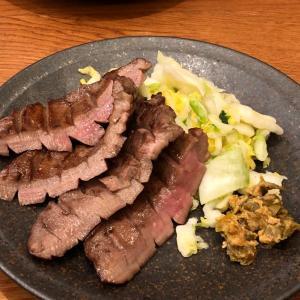 特切り厚焼定食 「味の牛たん 喜助」でランチ