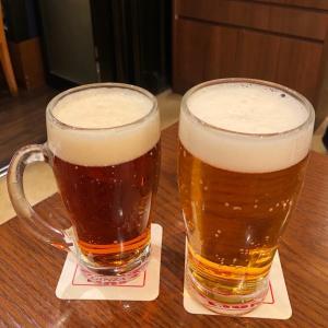 横浜 「銀座ライオン」で、ちょい飲み