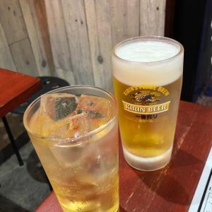 横浜 「もつ焼き じゅんちゃん」で、ちょい飲み