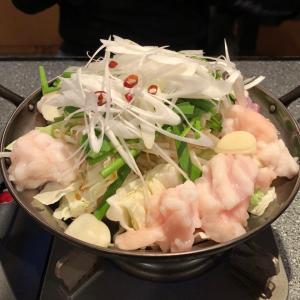 横浜・新子安 もつ鍋を食べたくて♪ 「きしや」で平日飲み