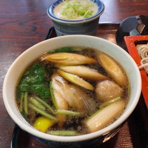 西東京市・田無神社のむかい「そば處 たからや」でランチ