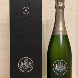 【家飲みシャンパン】クリスマス用に♪ バロン・ド・ロスチャイルド・ブラン・ド・ブラン