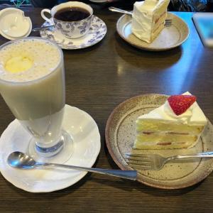 上野 特別展「ミイラ」と「カフェ・ラパン cafe Lapin 」