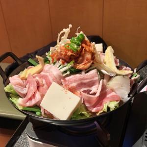 キムチチゲ鍋も美味しい♪ 横浜・新子安「きしや」