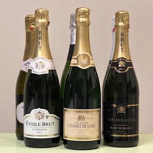 【家飲み】リーズナブルなスパークリングワイン6本セット ~京橋ワイン~