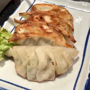 餃子ともつ鍋とあん肝と♪ 横浜・新子安「きしや」