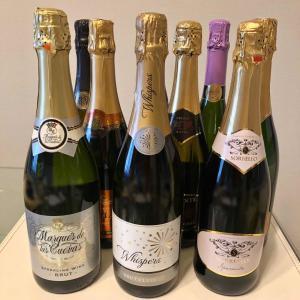 【家飲み】お手頃価格のスパークリングワイン9本セット ~京橋ワイン~