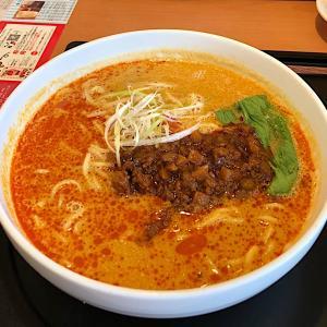 噂の「四川風担々麺」を食べるため、久しぶりにデニーズへ