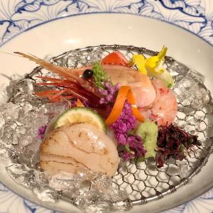 知床・ウトロ温泉 「北こぶし知床 ホテル&リゾート」の夕食