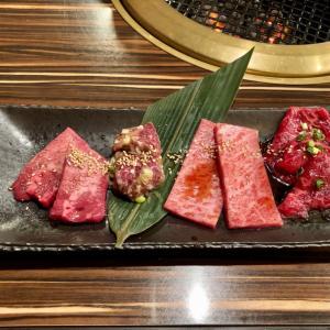「食彩和牛 しげ吉」で、美味しい焼肉ランチ