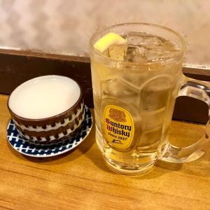 立ち呑み「石松」で、ちょい飲み