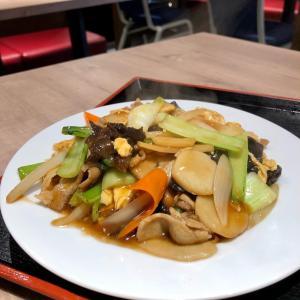 オープン間もない中華料理「双舟軒 (そうしゅうけん)」でランチ