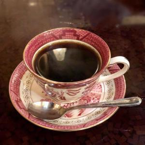 レトロな喫茶店「古城」でモーニング