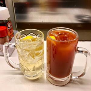 川崎 「元祖立ち飲み屋」で、ちょい飲み