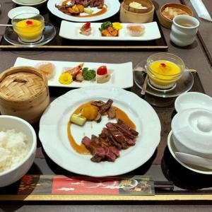 新横浜でお得な平日ランチ 中国料理 「盤古殿」