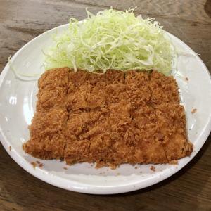 横浜  「勝烈庵」でランチ