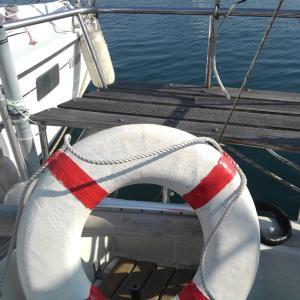 ヨットの備品