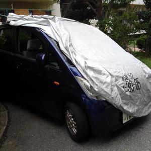 車のボディーカバー作成