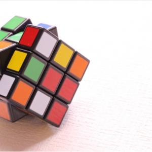 ルービックキューブの揃え方。動画を見ながら簡単にできそう!