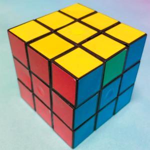 続・ルービックキューブの揃え方。あと少し。