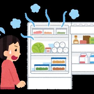 冷蔵庫を半日開けっ放しで食材を処分する目安!冷えない時の対処と冷えるまでの時間も