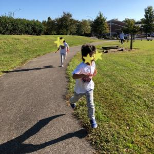 Fun run is not fun for parents?! 〜ファンランイベント〜