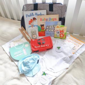 【出産祝い!?】VIC州からBaby Bundleのプレゼント