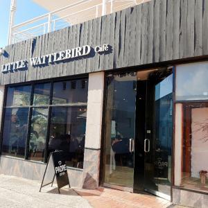 スフレパンケーキに出会ったLittle Wattlebird Cafe