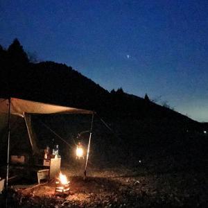 心を癒しにソロキャンプに行こう【実践編-343】