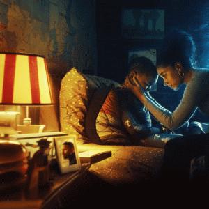 Netflix【レイジング・ディオン】高評価!将来期待できるかもしれないヒーローの育て方?