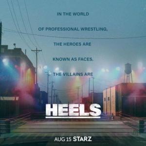 【HEELS/ヒールズ】正義のヒーローから一転 スティーブン・アメルが父の死を巡り弟と争う悪役レスラーに。