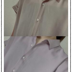 【高評価★4.7】GUエアリーシャツ(半袖)徹底解剖ー口コミ分析、サイズ感、アラサーコーデ