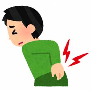 【強直性脊椎炎!】癌の次は腰痛に。。